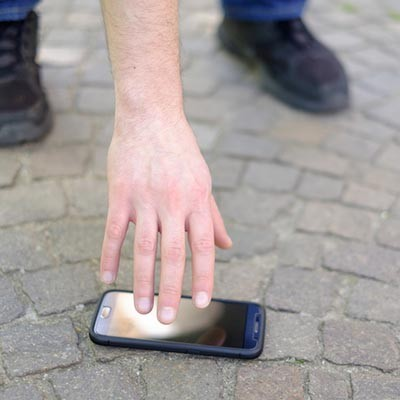 Tip of the Week: Locating a Misplaced Smartphone